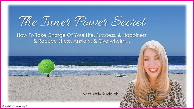 Inner Power Secret - Positive Women Rock