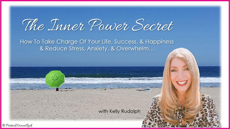 Inner Power Secret - Positive Women Rock