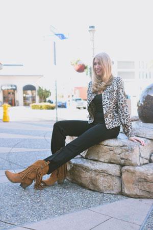 Kelly Rudolph - fountain 1