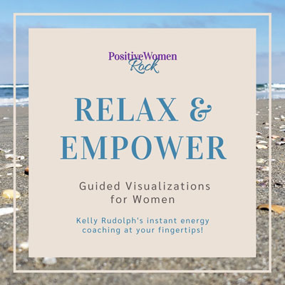 Relax & Empower Guided Visualizations For Women